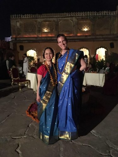 Inside the Hotel, Jaipur